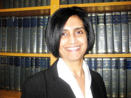Shobha Naik is a solicitor specialising in family, divorce, children and housing law